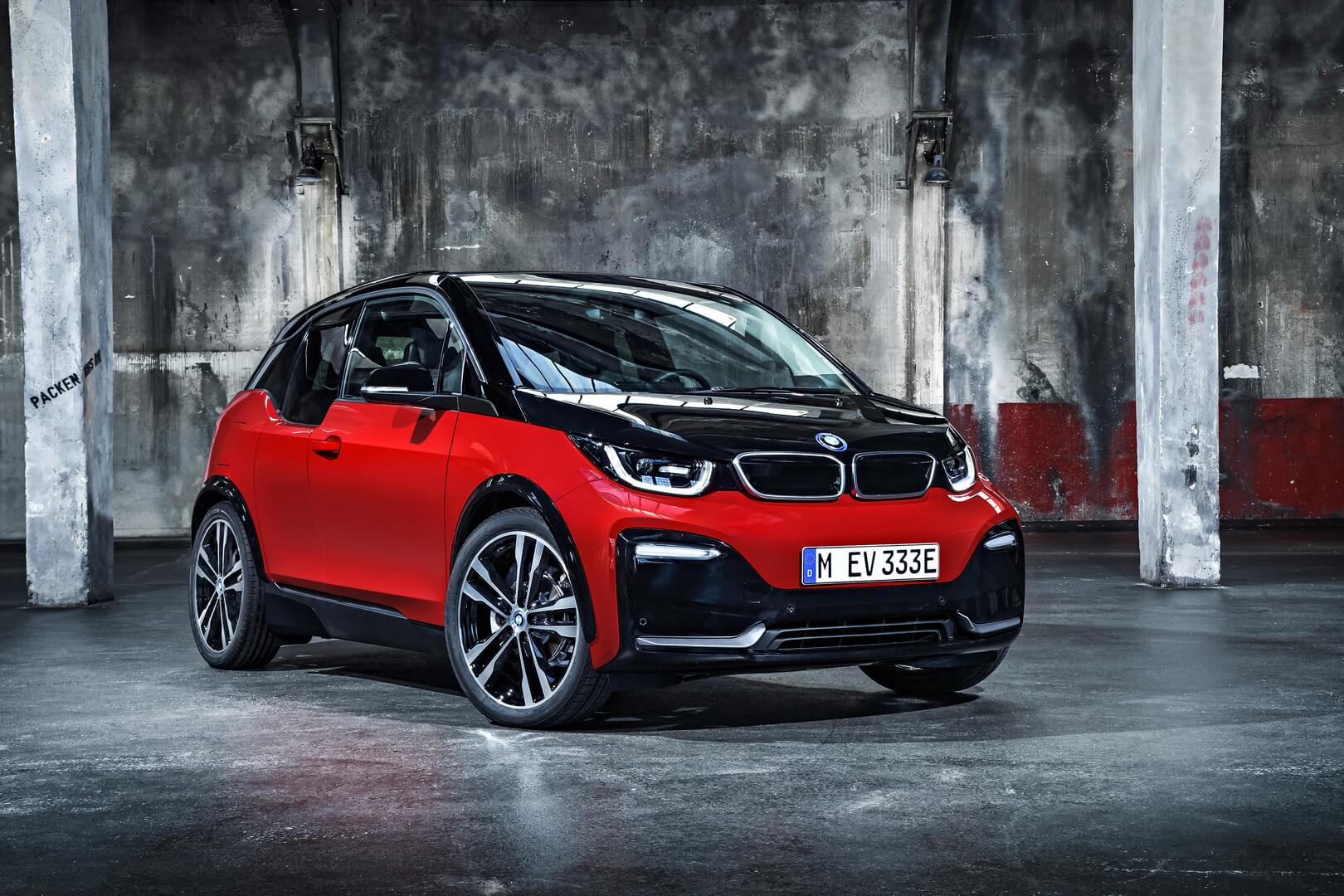 Фотография экоавто BMW i3s 2018 - фото 26