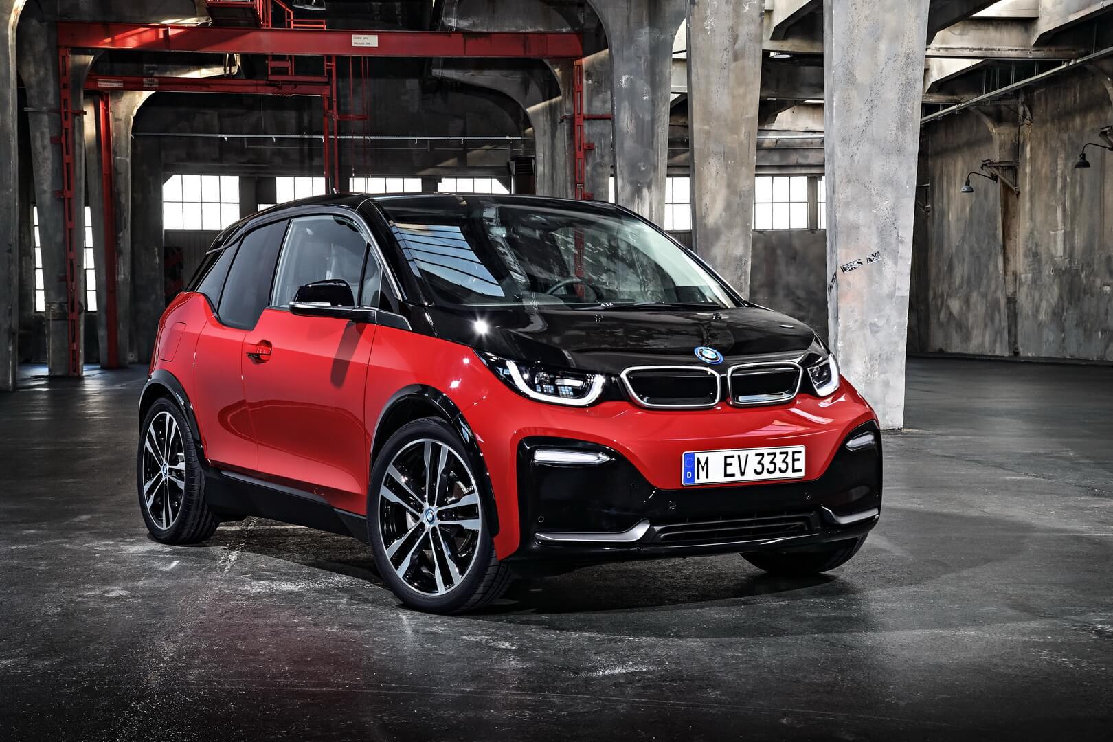 Фотография экоавто BMW i3s 2018 - фото 32