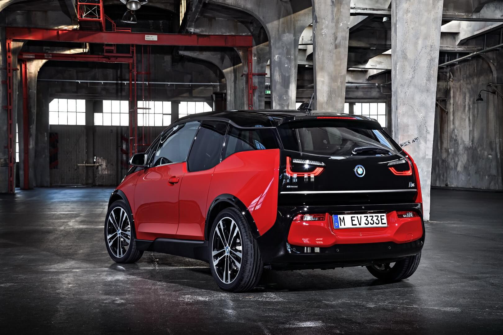 Фотография экоавто BMW i3s 2018 - фото 34