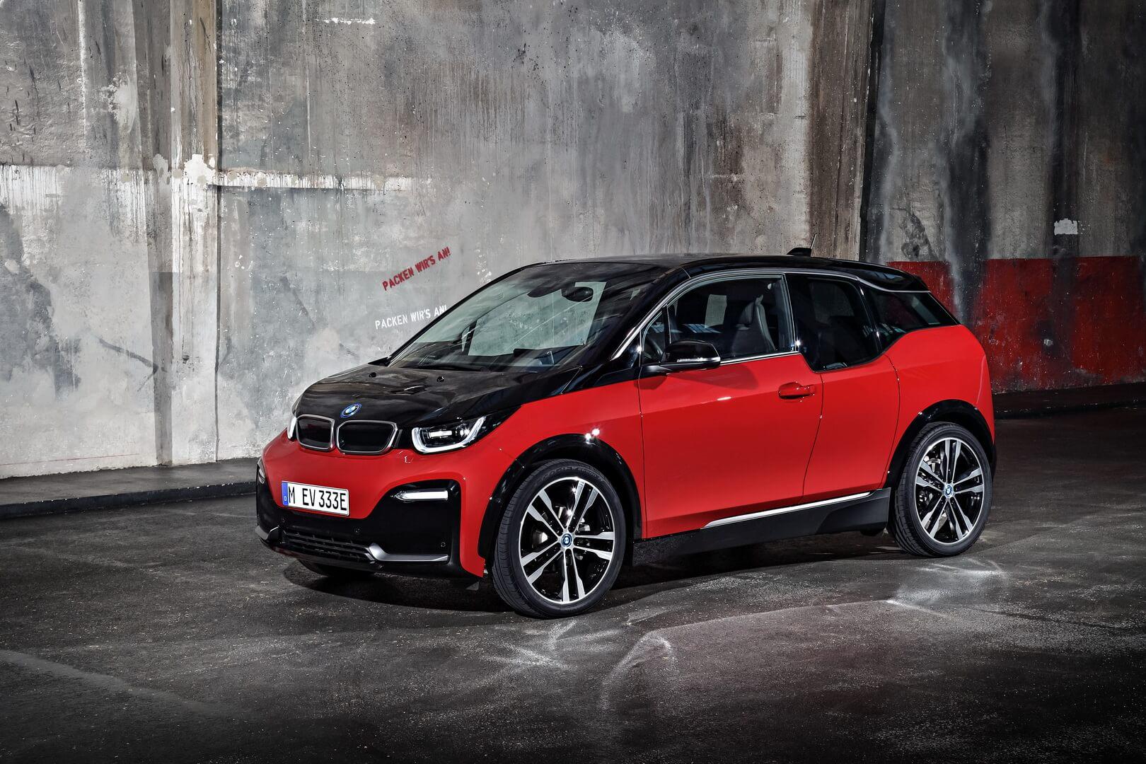 Фотография экоавто BMW i3s 2018 - фото 42