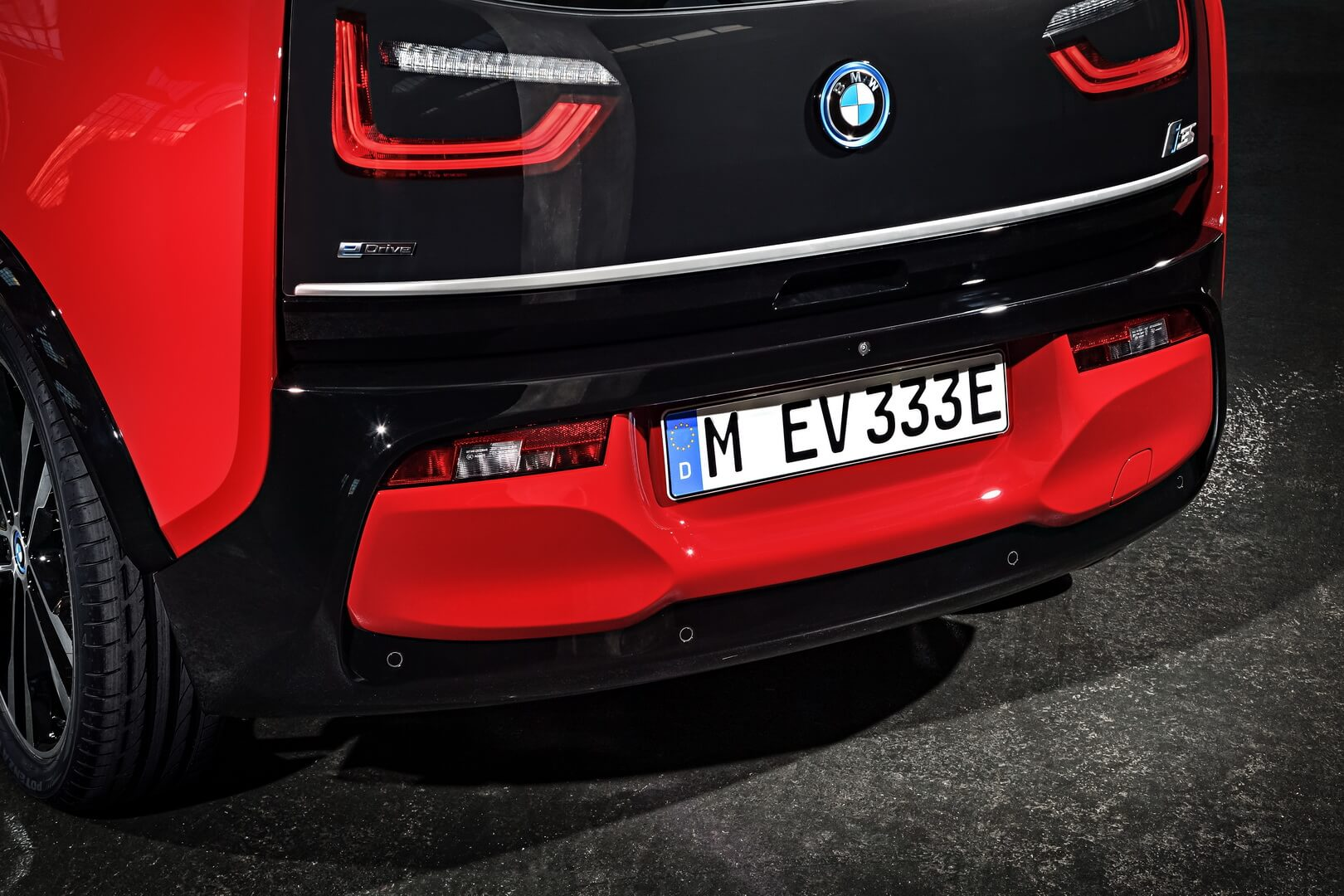 Фотография экоавто BMW i3s 2018 - фото 46