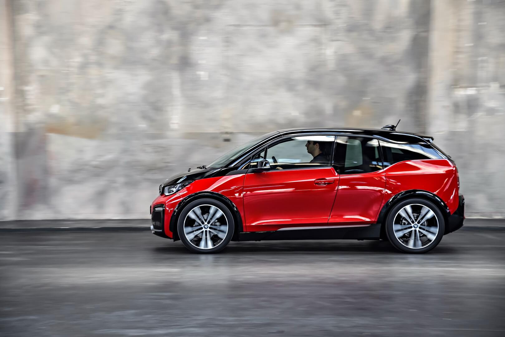 Фотография экоавто BMW i3s 2018 - фото 50