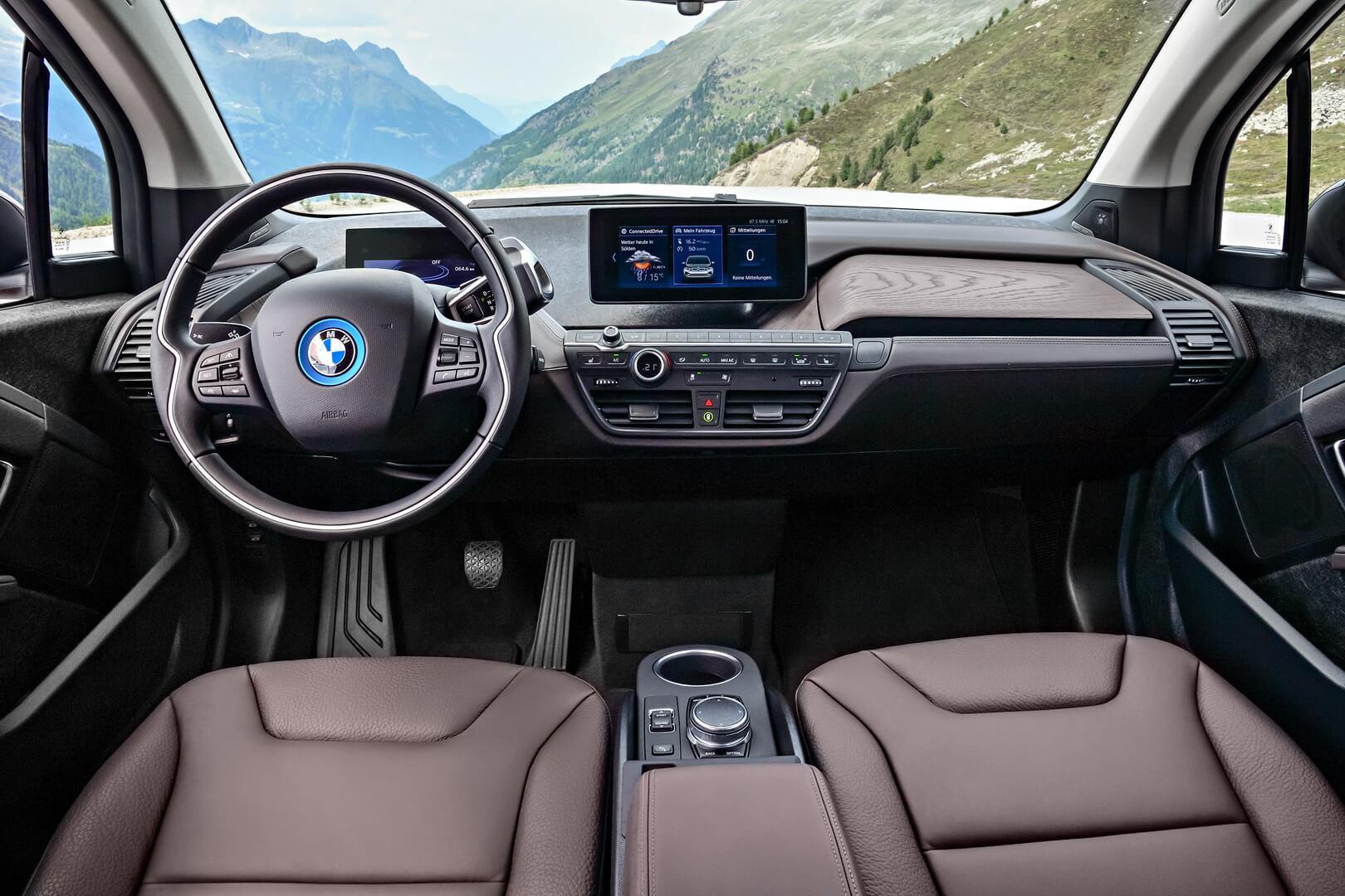 Фотография экоавто BMW i3s 2018 - фото 55