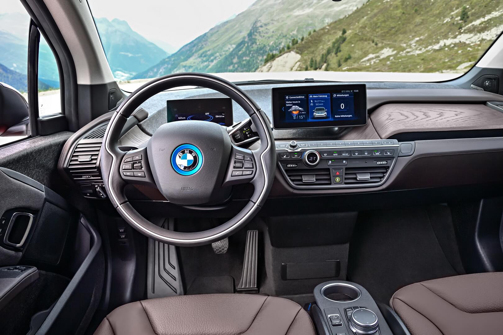 Фотография экоавто BMW i3s 2018 - фото 56