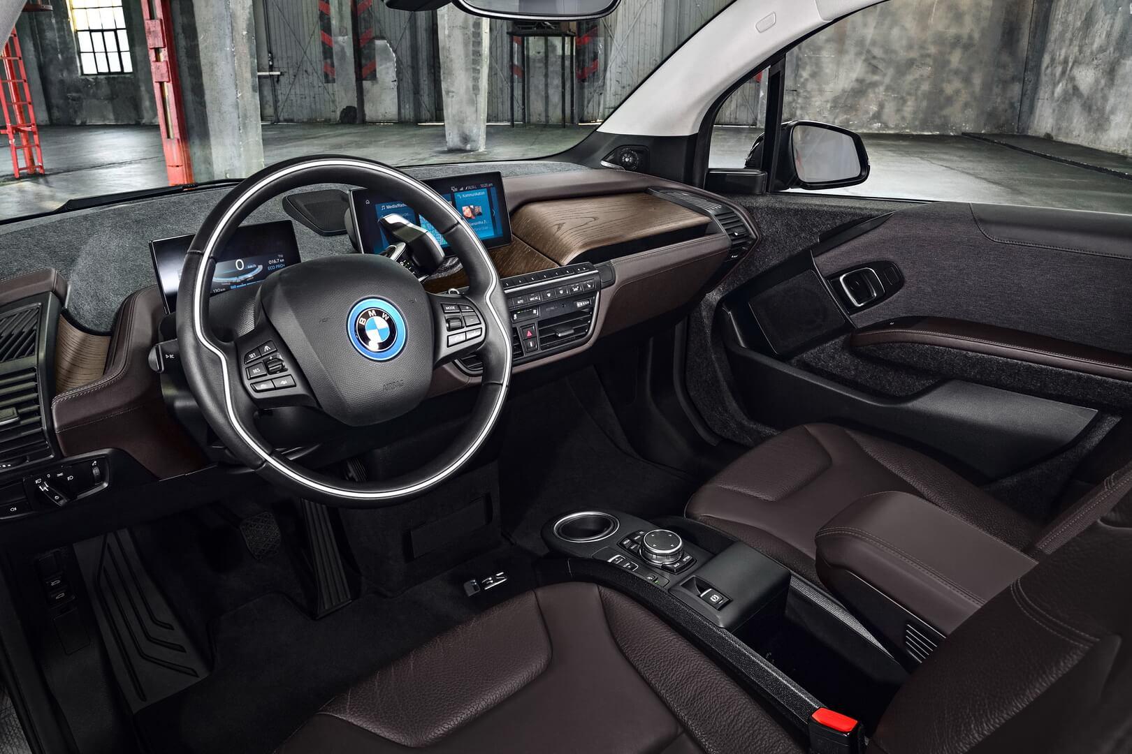 Фотография экоавто BMW i3s 2018 - фото 59