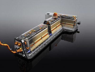 Т-образная батарея Chevrolet Volt