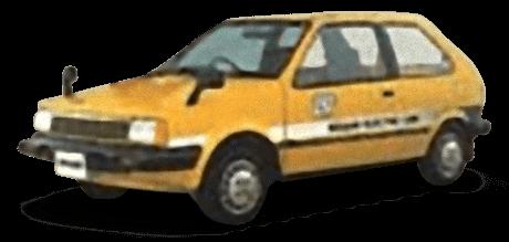 Nissan March EV