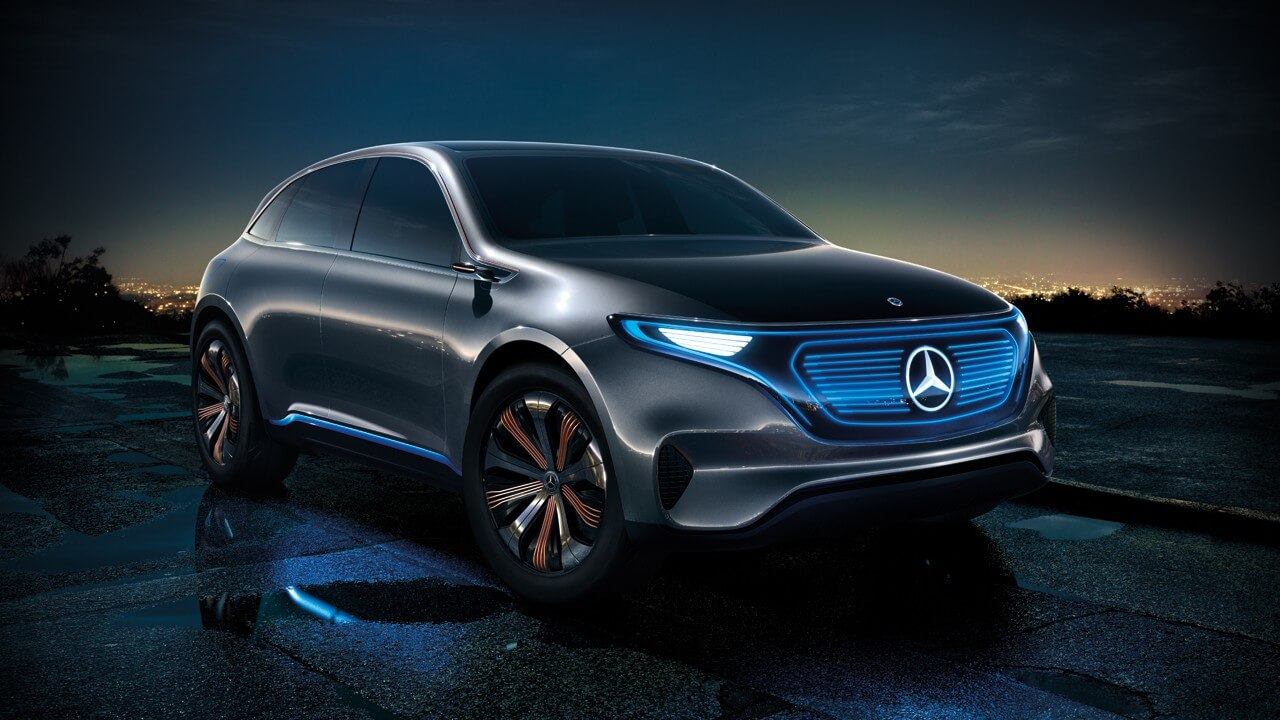 Mercedes-Benz ConceptEQ