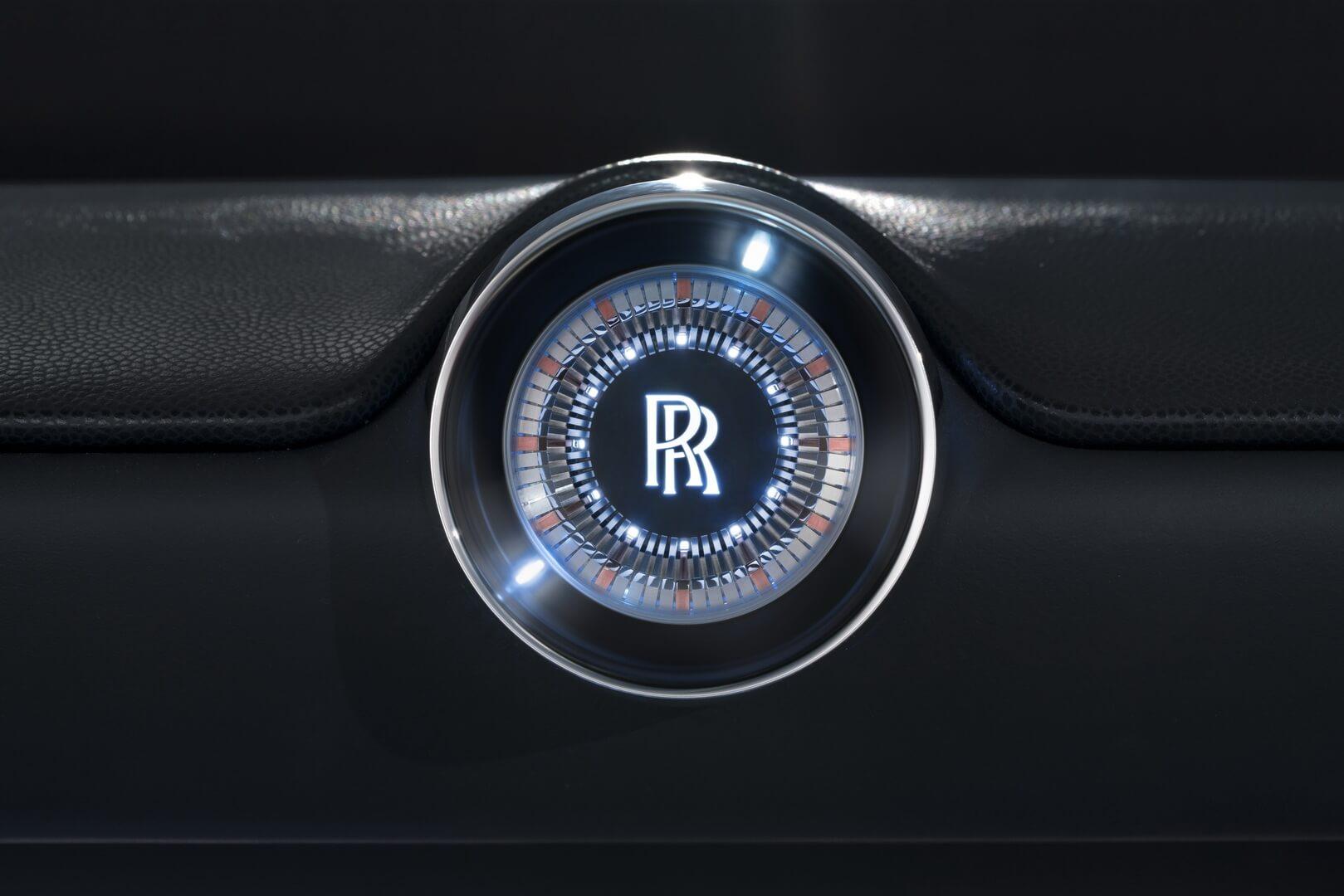 Эмблема Rolls-Royce