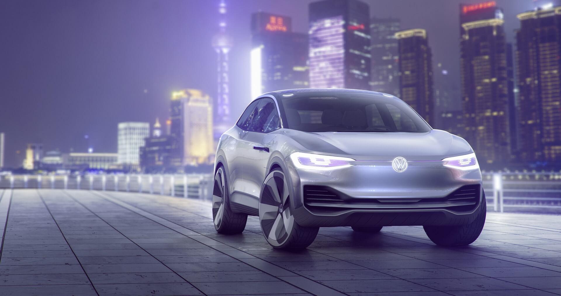 Фотография экоавто Volkswagen I.D. CROZZ - фото 5