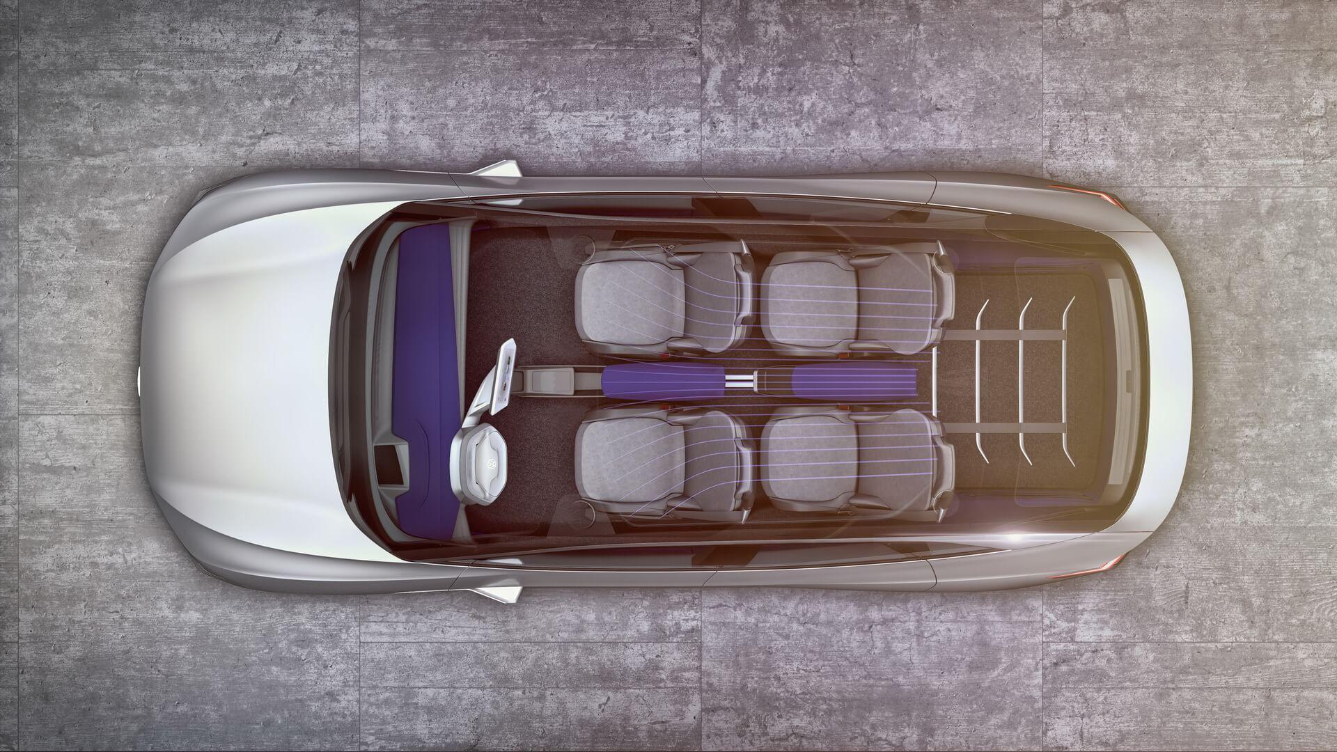 Фотография экоавто Volkswagen I.D. CROZZ - фото 9