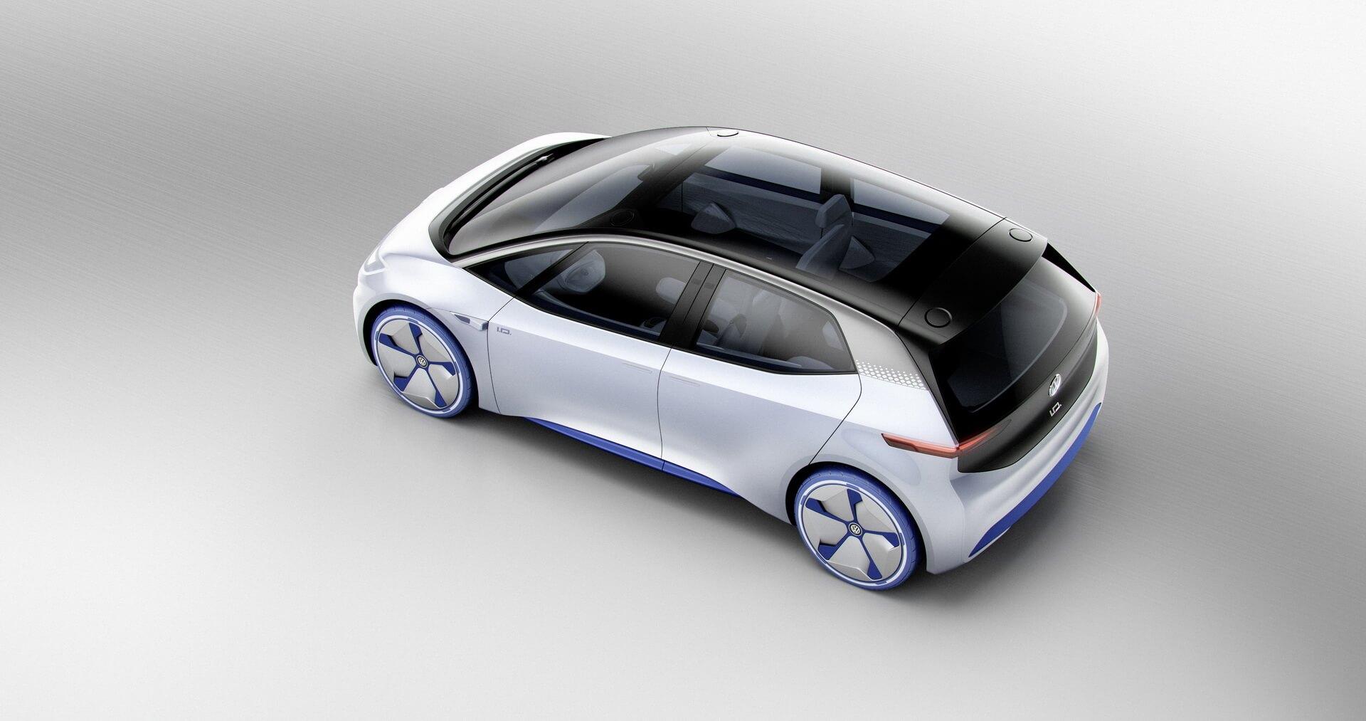 Фотография экоавто Volkswagen I.D. - фото 19