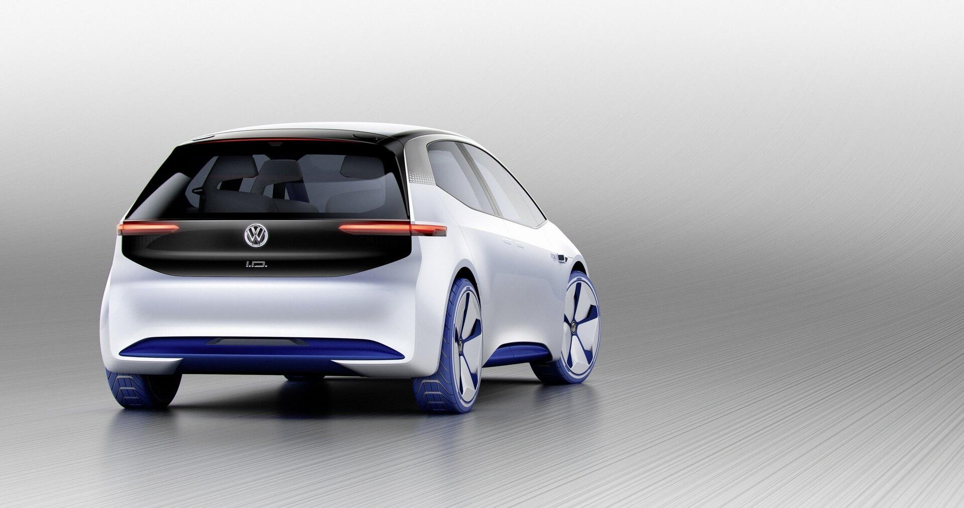 Фотография экоавто Volkswagen I.D. - фото 18
