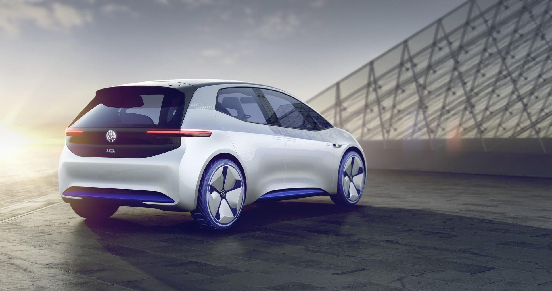 Фотография экоавто Volkswagen I.D. - фото 15