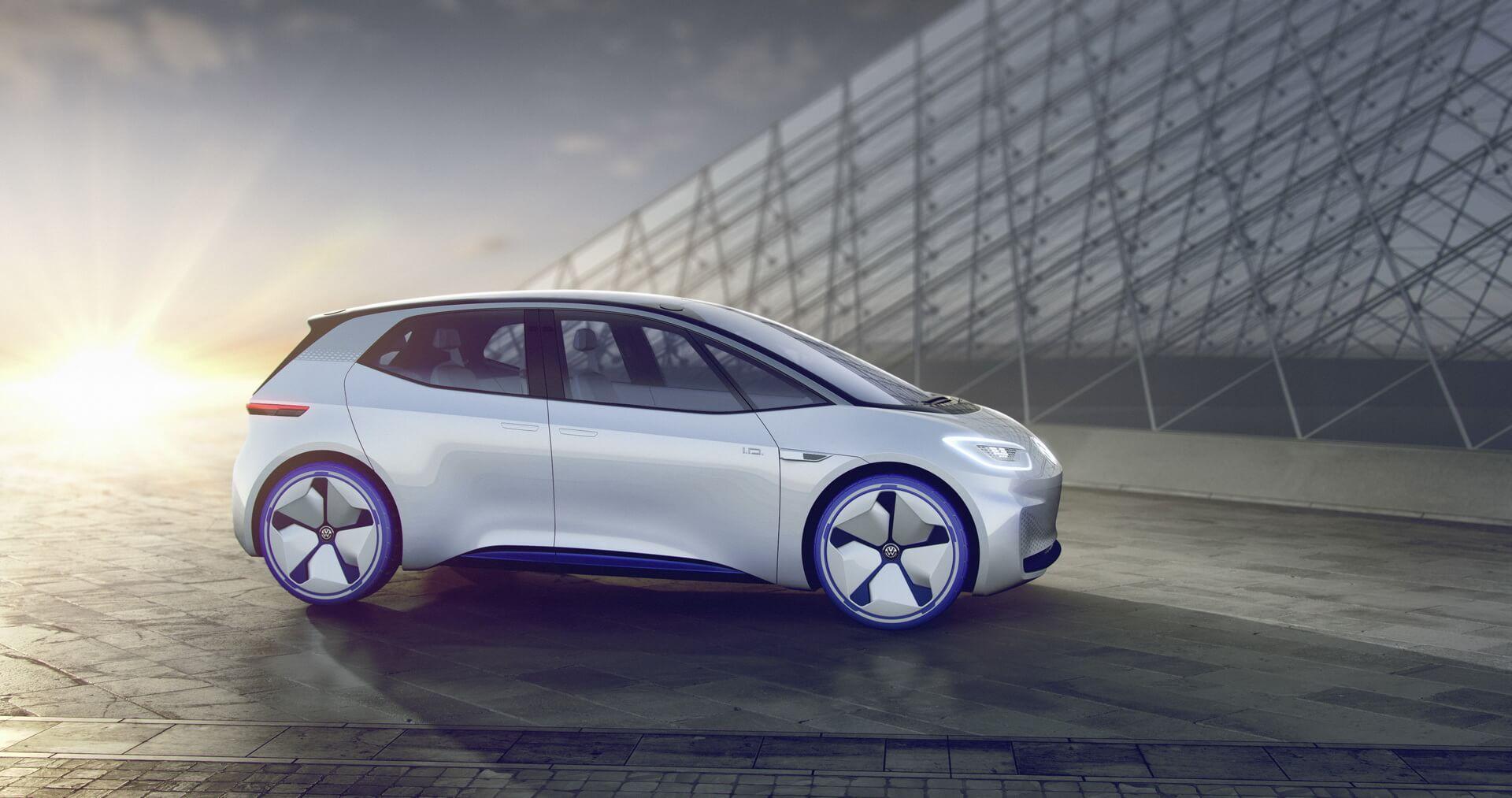 Фотография экоавто Volkswagen I.D. - фото 14