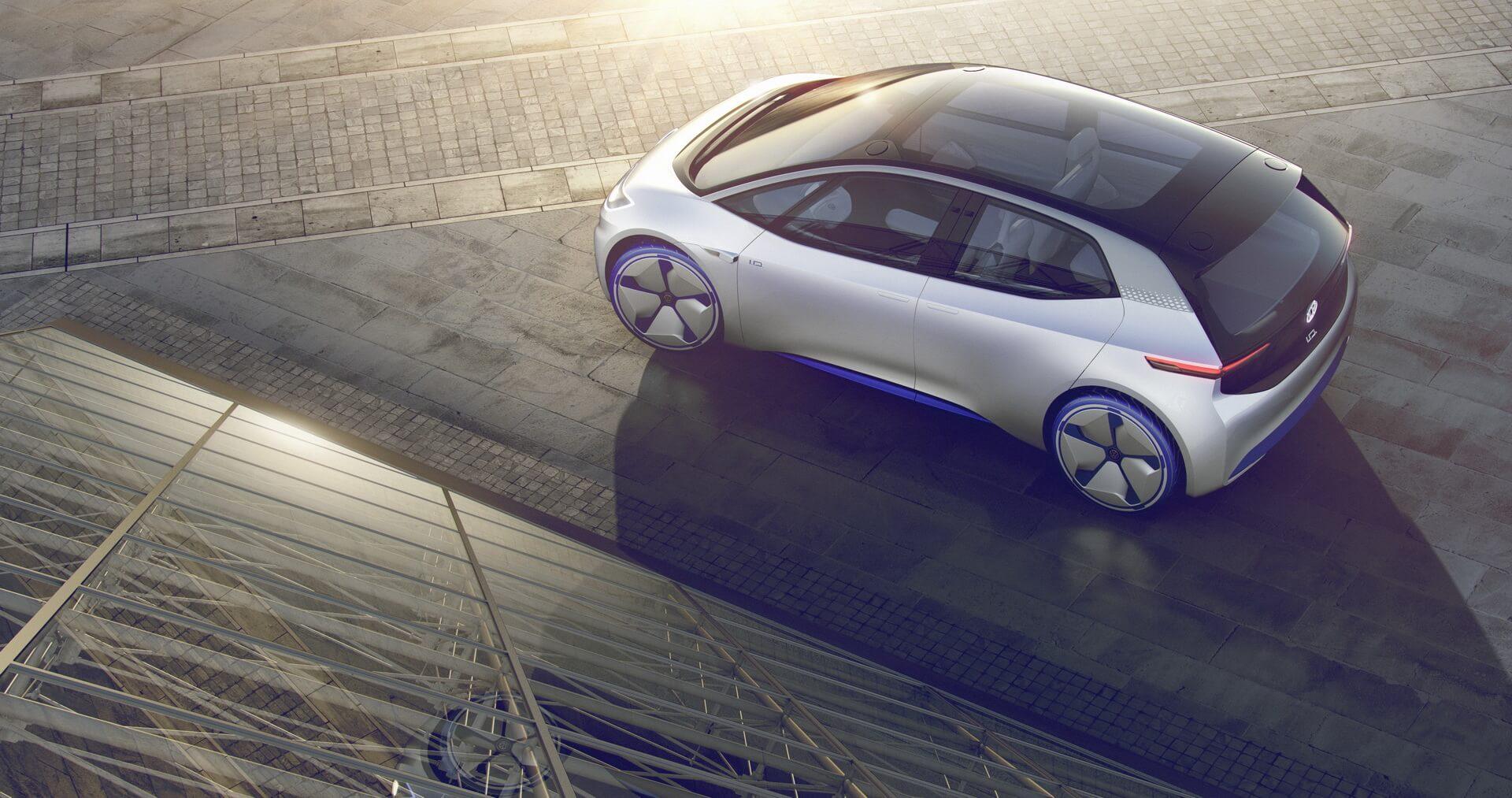 Фотография экоавто Volkswagen I.D. - фото 13