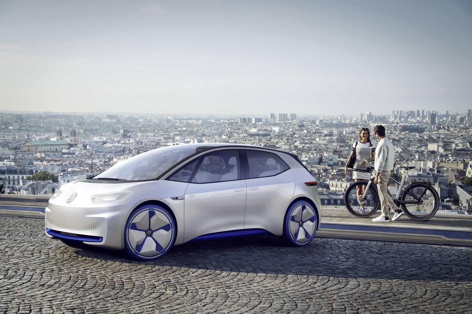 Фотография экоавто Volkswagen I.D. - фото 9