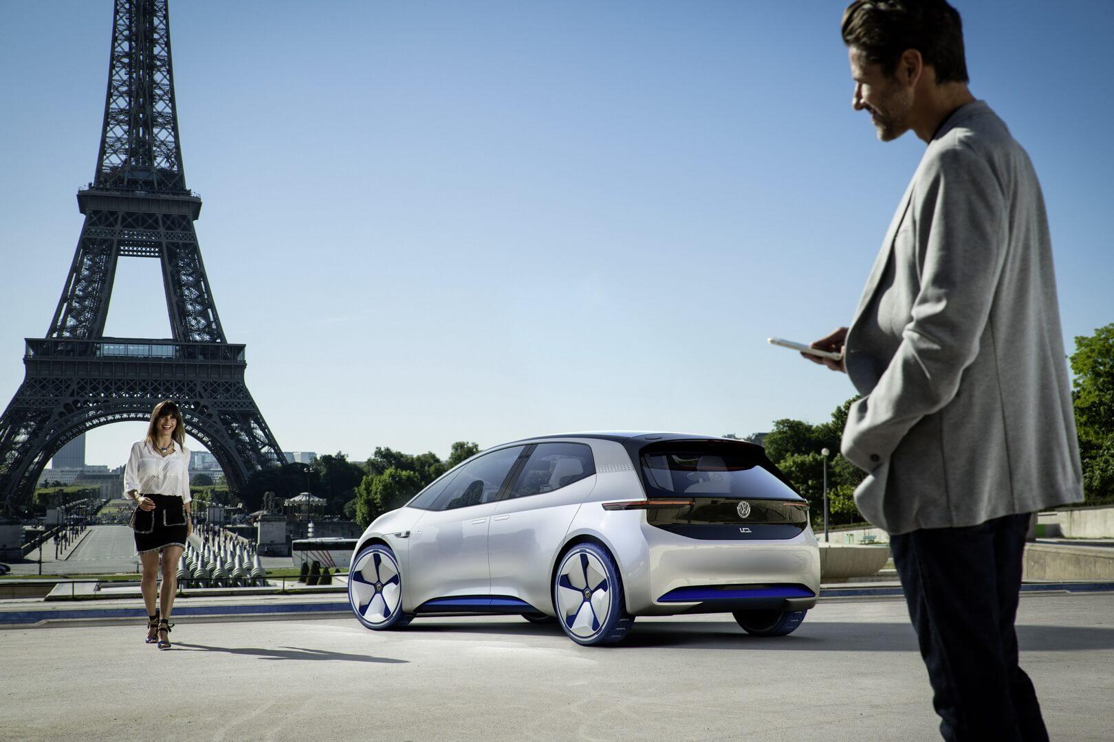 Фотография экоавто Volkswagen I.D. - фото 7