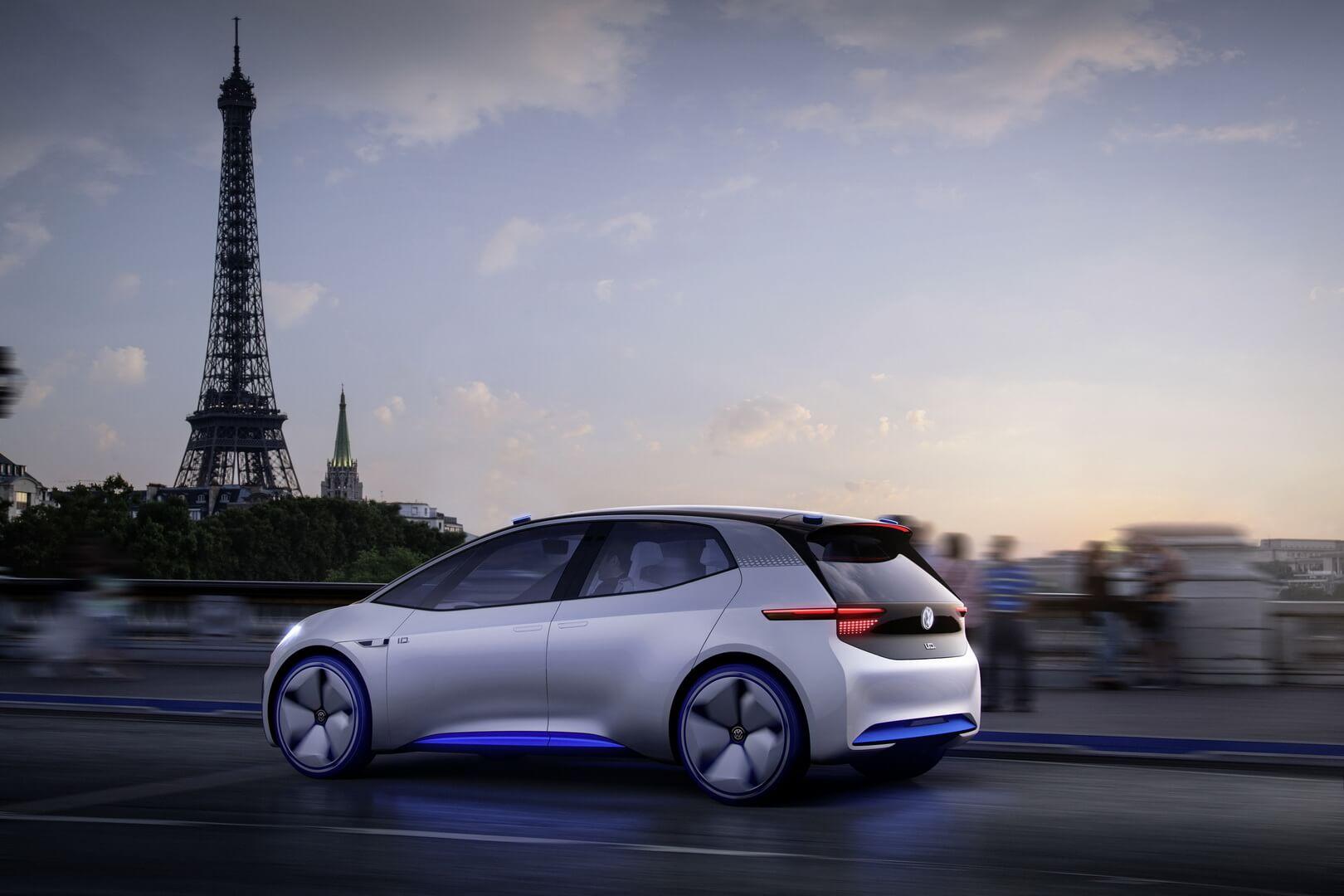 Фотография экоавто Volkswagen I.D. - фото 5