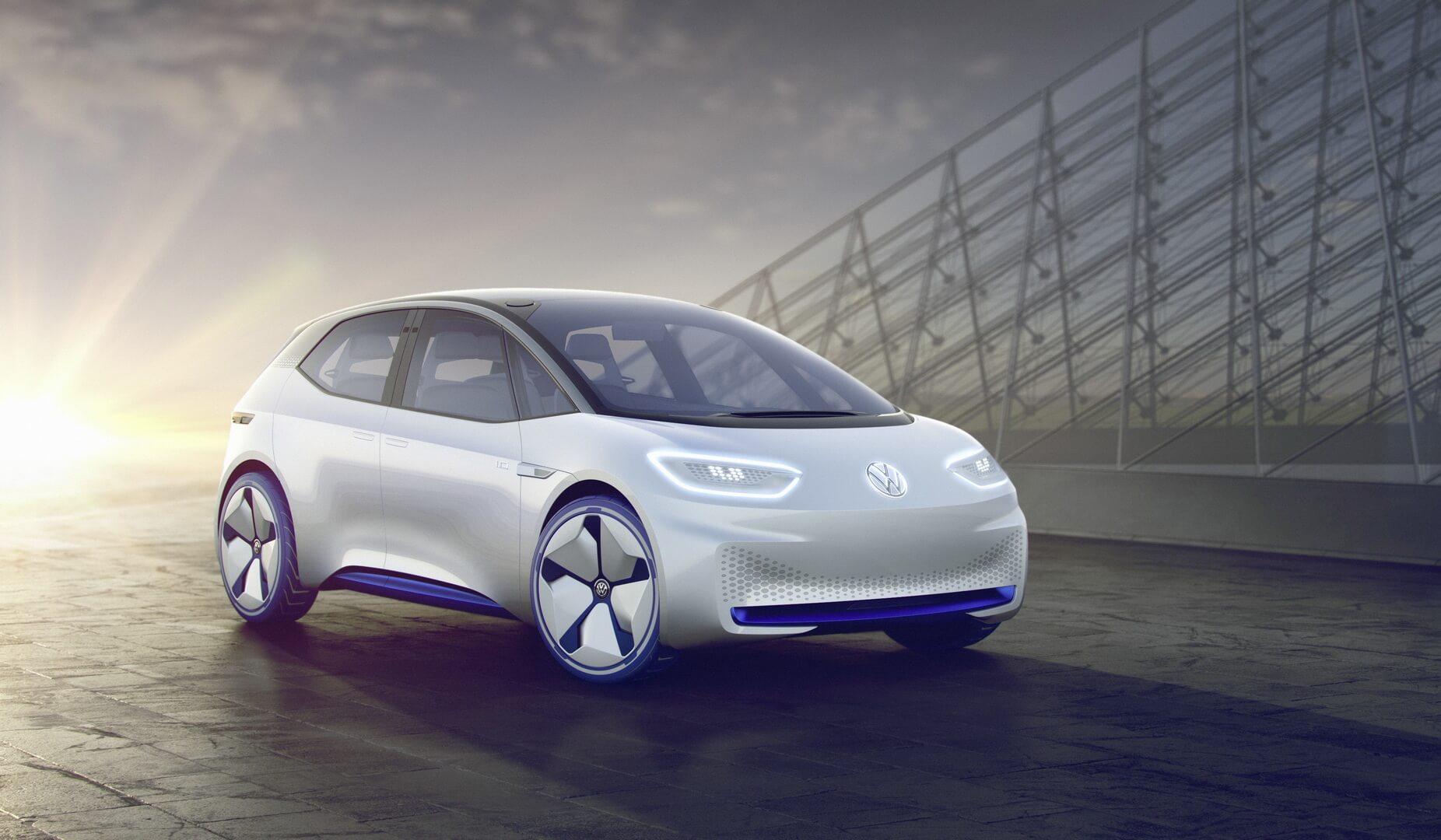 Фотография экоавто Volkswagen I.D. - фото 22