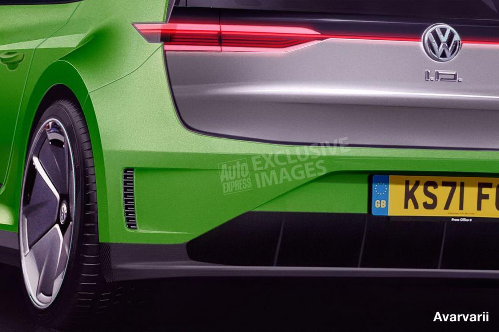 Концепт Volkswagen Scirocco — фото 2