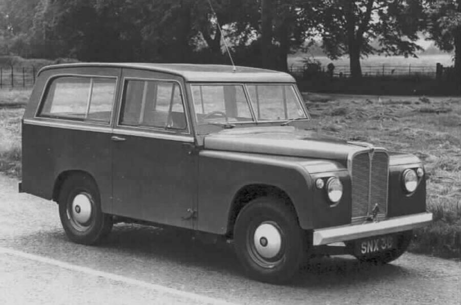 Road Rover и Velar ранее использовалось для обозначения нескольких прототипов, как и SNX 36