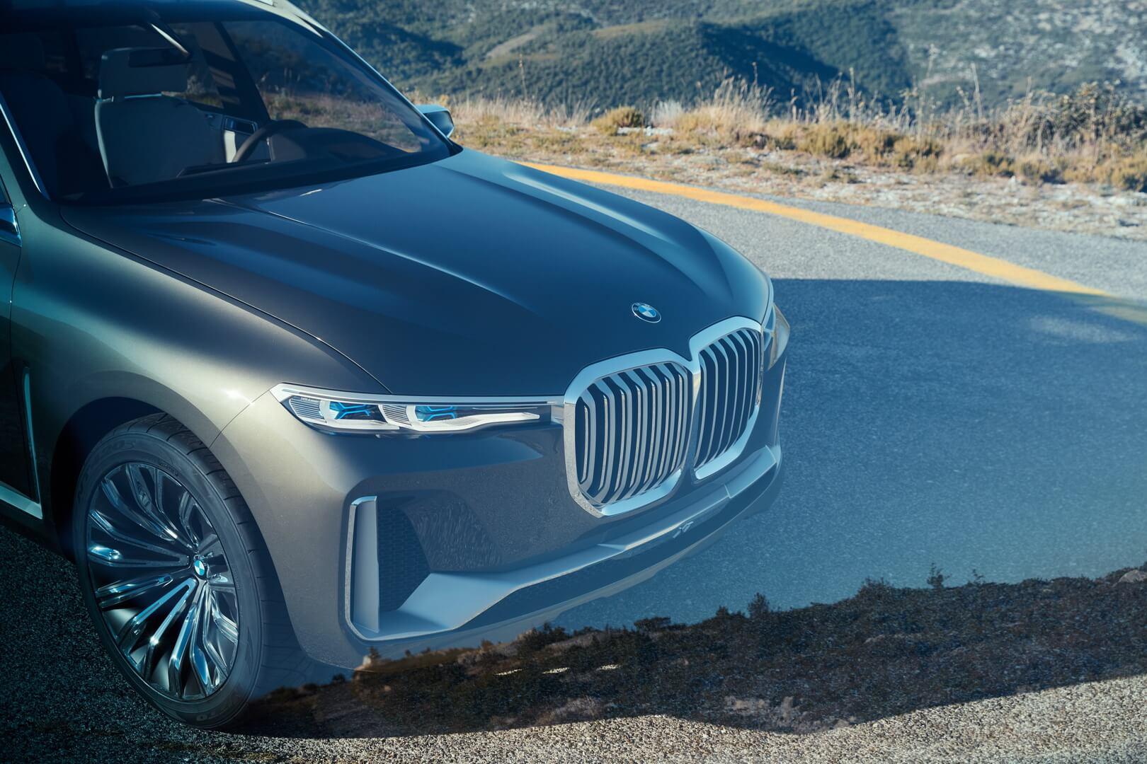 Эмблема бренда BMW
