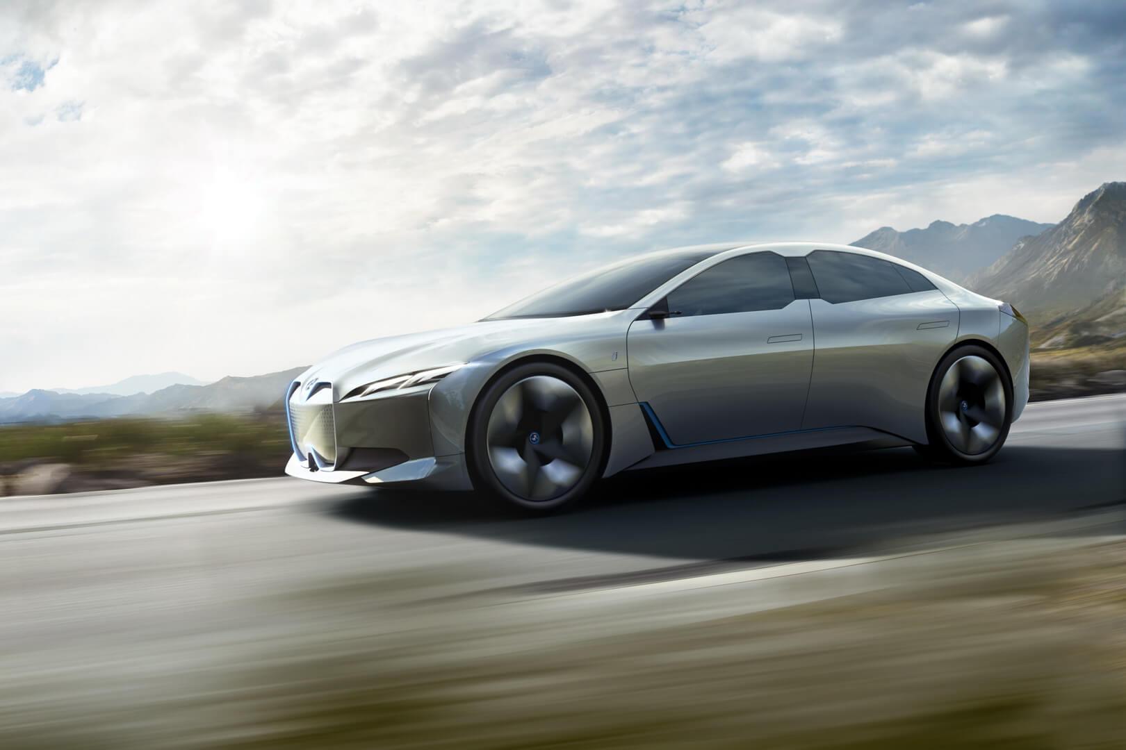 Концепт BMW i Vision Dynamics