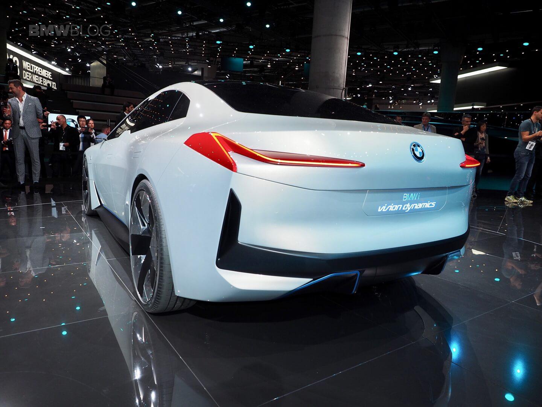 Концепт BMW iVision Dynamics — фото 2