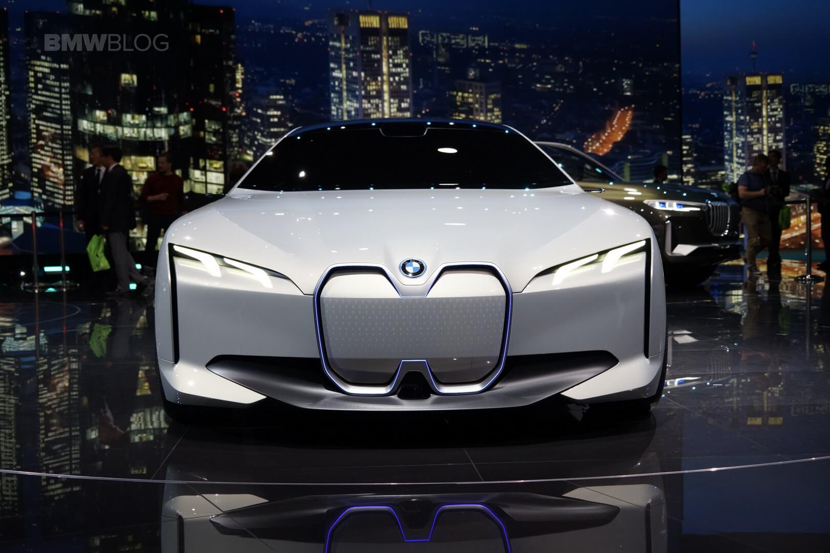 Концепт BMW i Vision Dynamics — фото 3