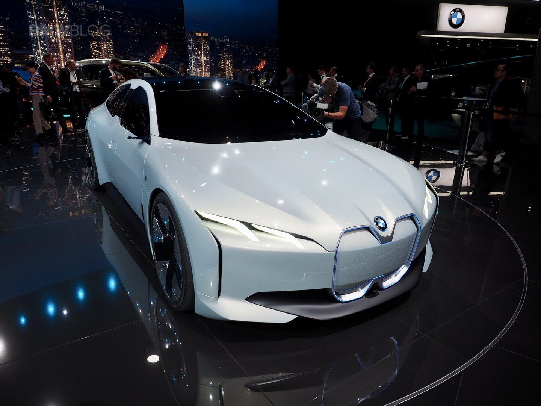 Концепт BMW i Vision Dynamics — фото 4