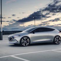Фотография экоавто Mercedes-Benz EQA - фото 15