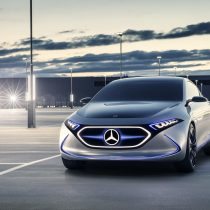 Фотография экоавто Mercedes-Benz EQA - фото 13