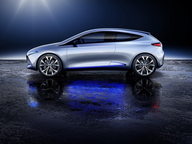 Фотография экоавто Mercedes-Benz EQA