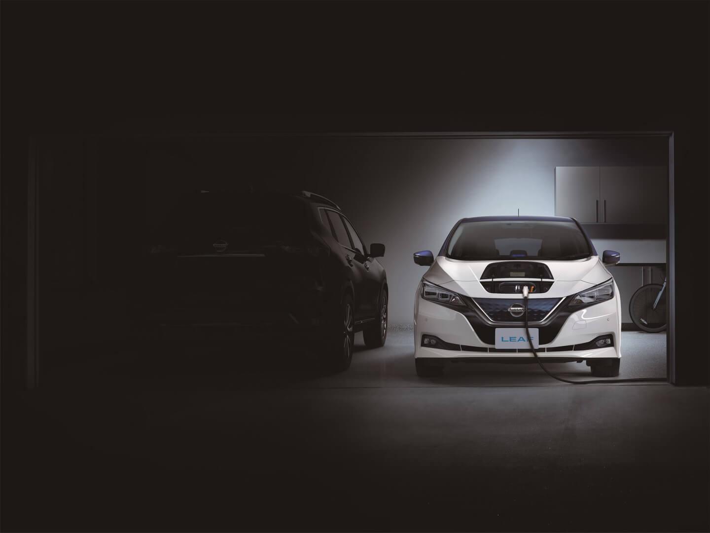 Технология Car-to-Grid (V2G) в Nissan Leaf второго поколения