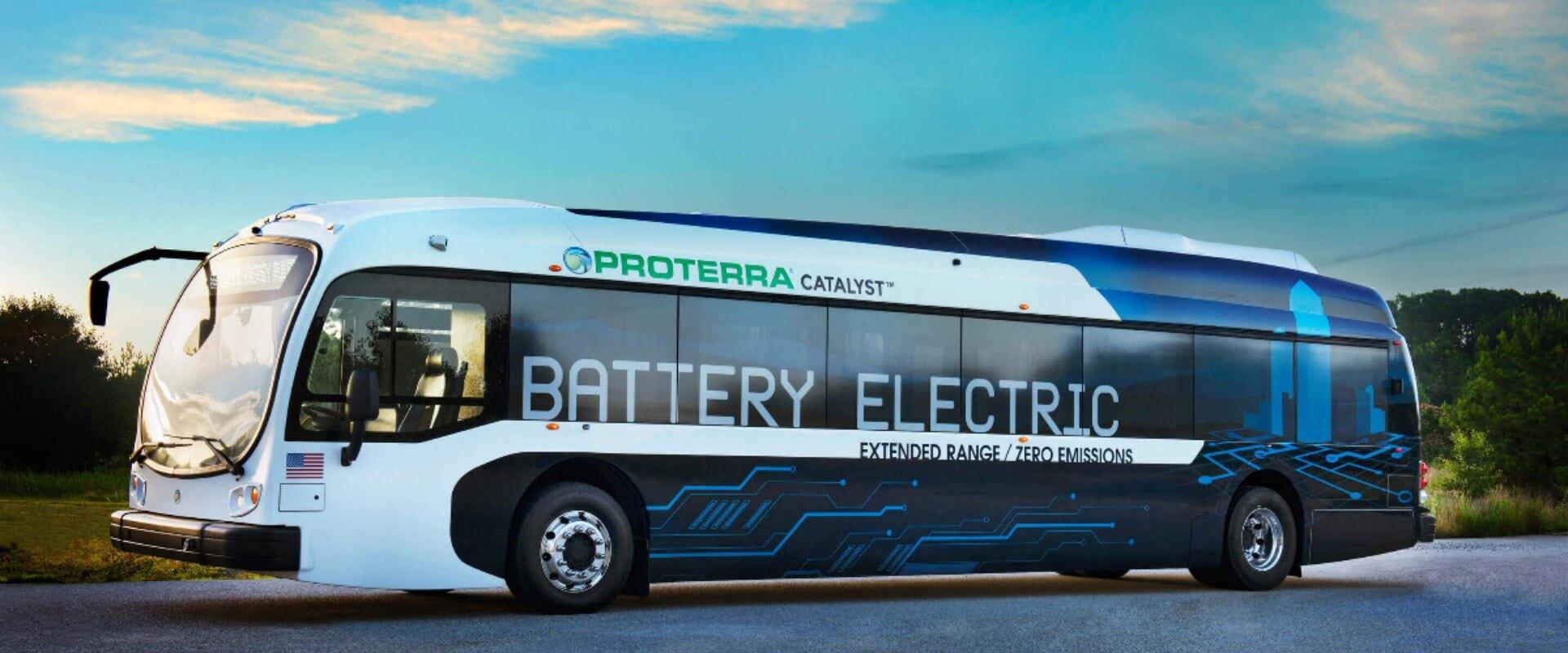 Электрический автобус Proterra Catalyst E2 Max— фото 3