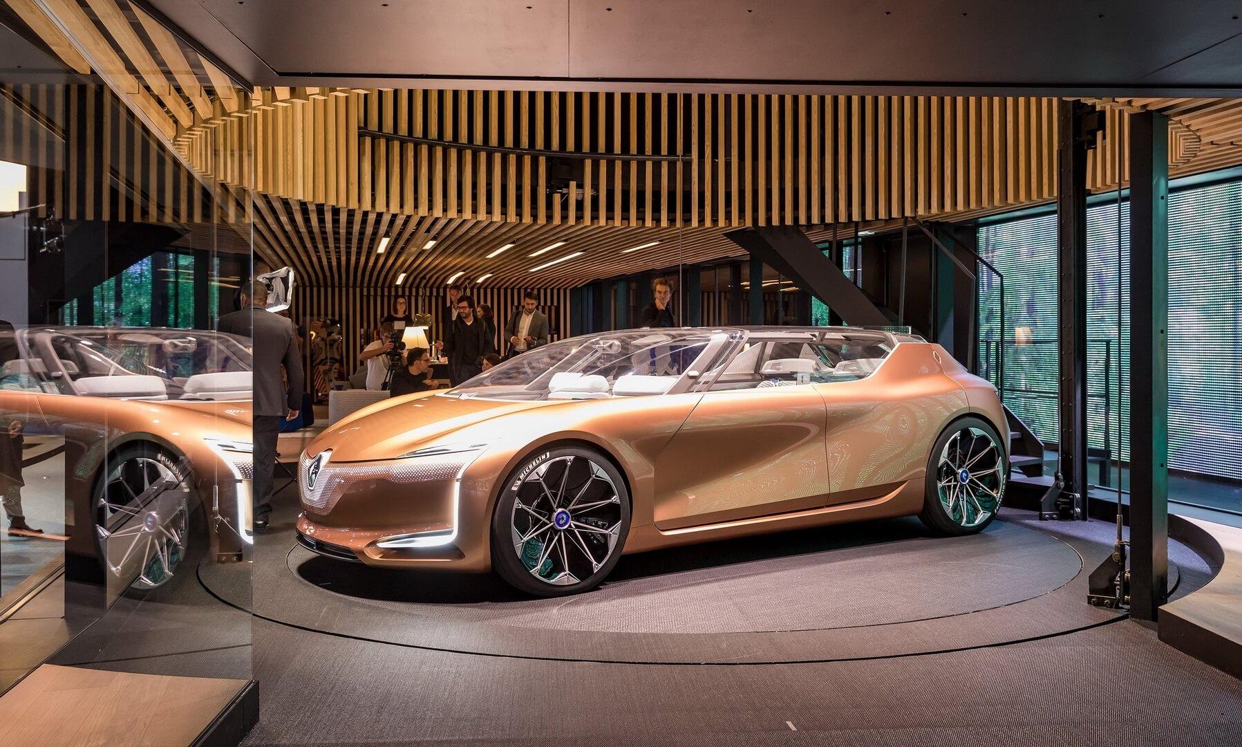 Концепт Renault Symbioz