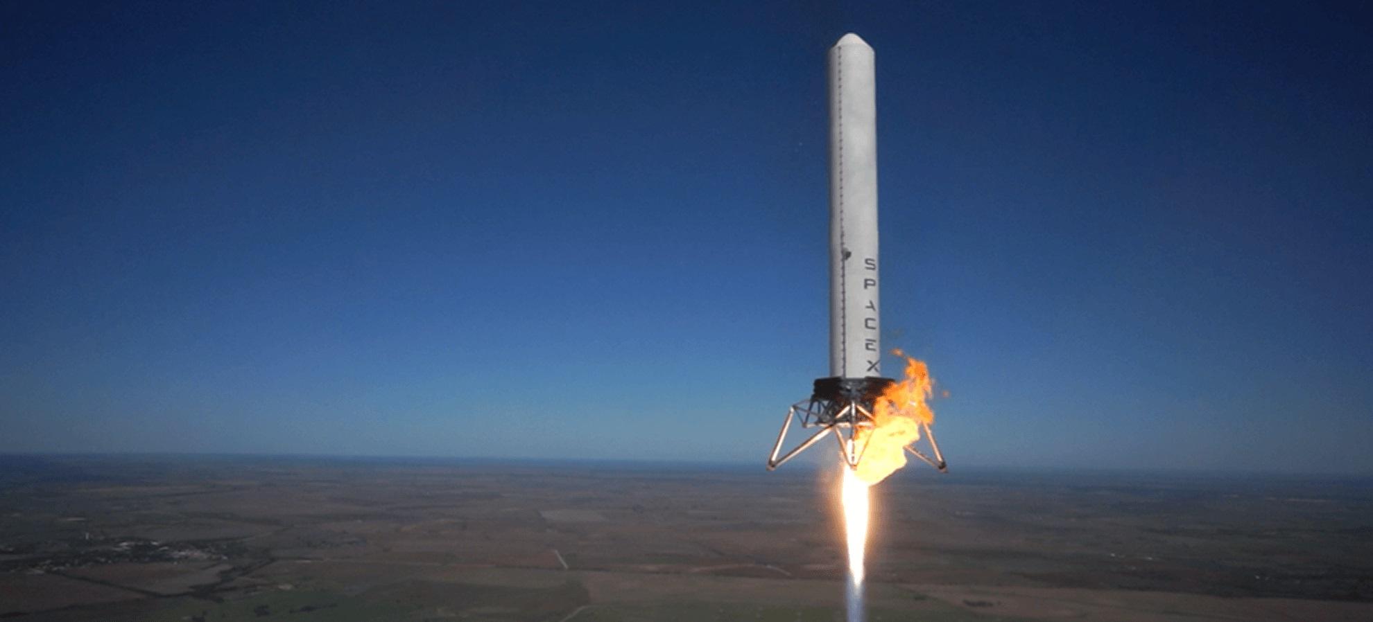 Ракета-носитель SpaceX