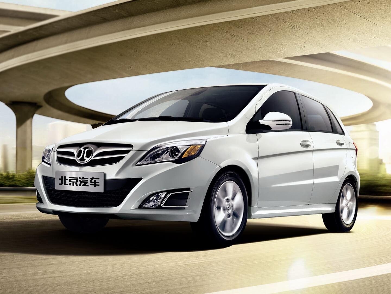 Электромобиль BAICEC-Series — № 1 по продажам за август в мире