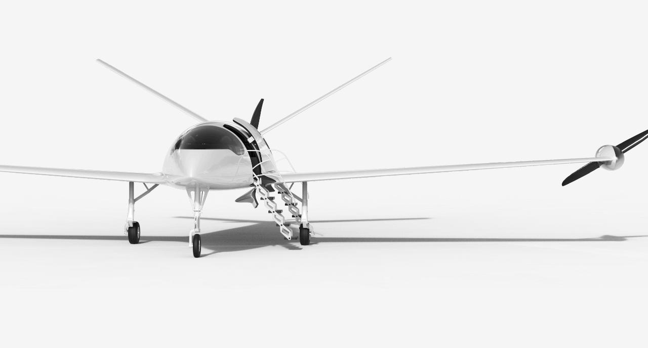 Электрический самолет Alice производства компании Eviation Aircraft