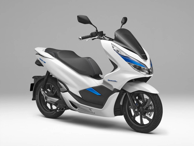 Электрический скутер PCX Electric