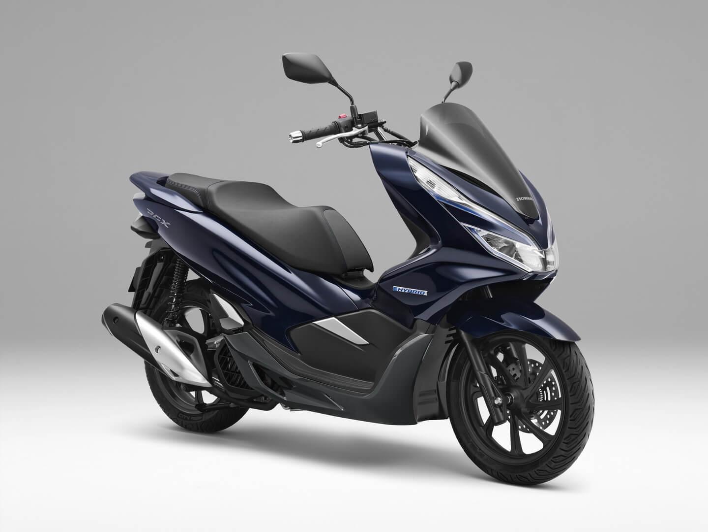 Мотоцикл PCXHybrid