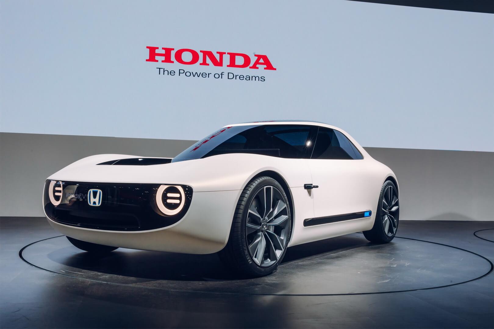 Honda Sports EVConcept