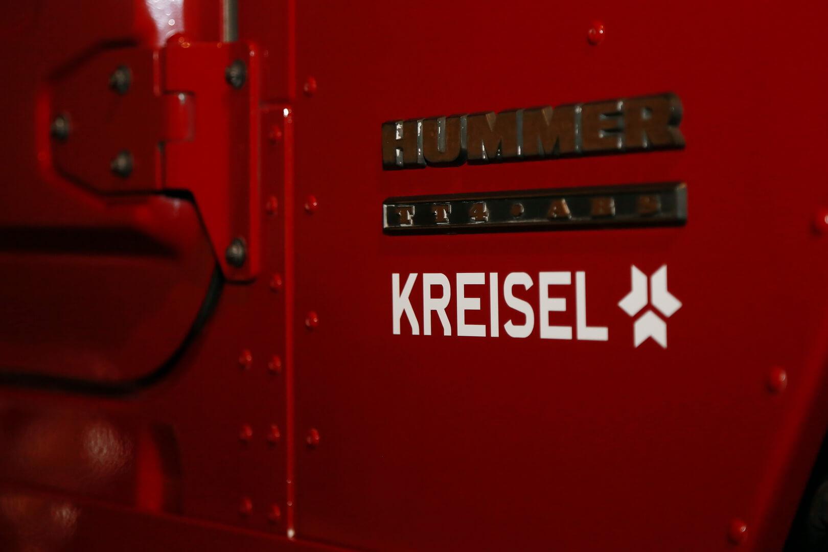 Электрический Hummer H1 от Kreisel Electric — фото 2