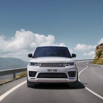 Фотография экоавто Range Rover Sport plug-in hybrid P400e - фото 3