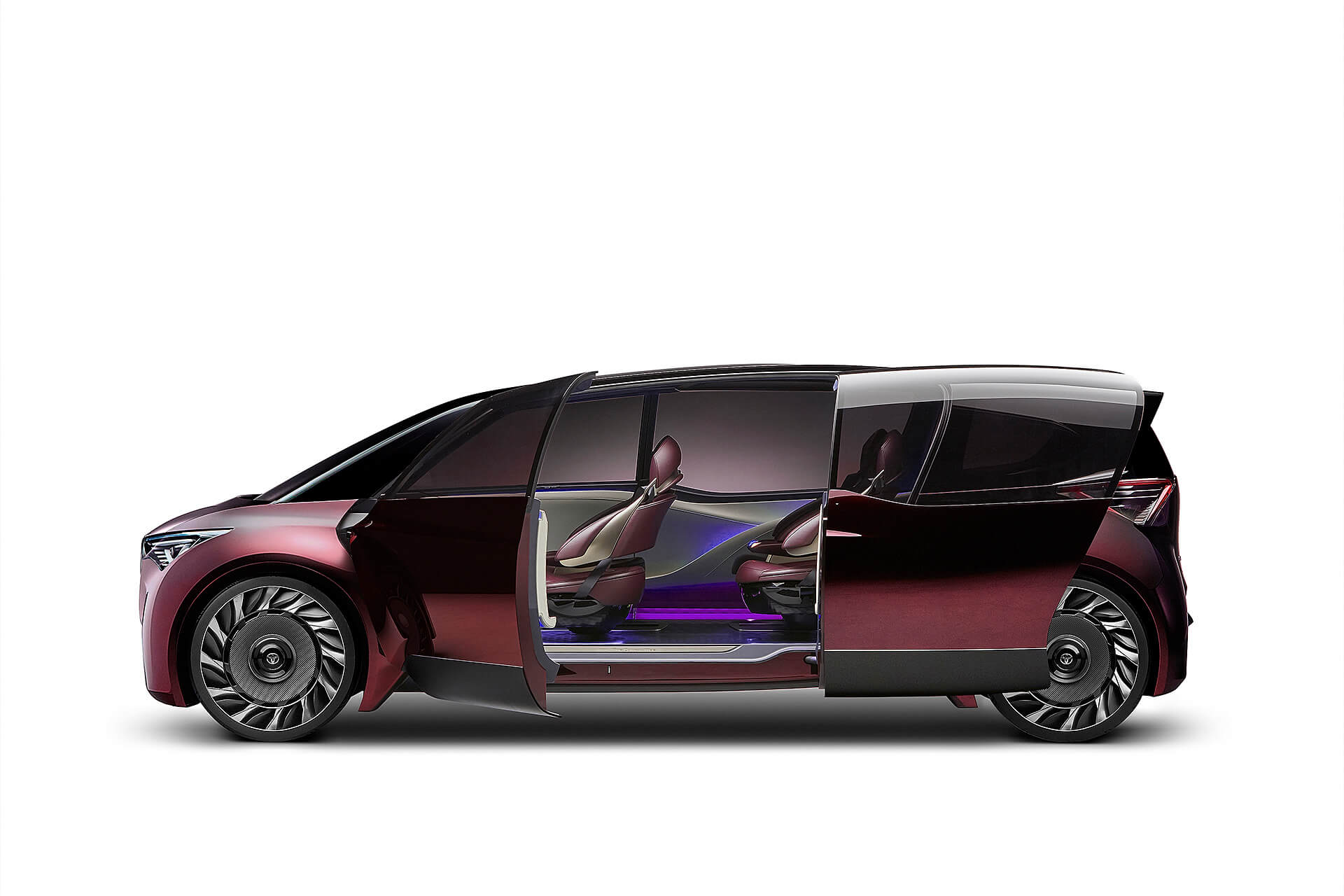 Минивэн Toyota «Fine-Comfort Ride» FCV