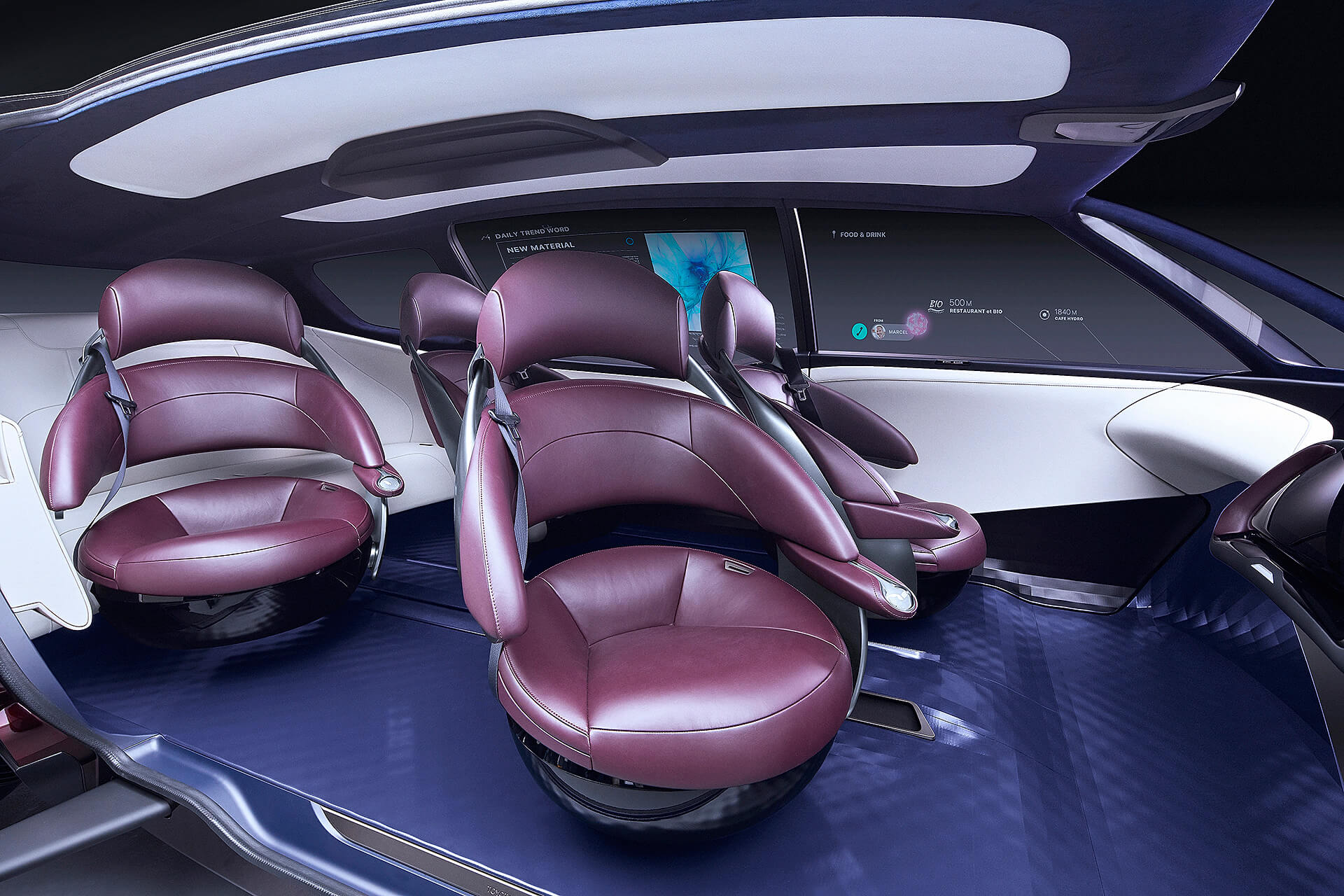 Салон Toyota «Fine-Comfort Ride» FCV