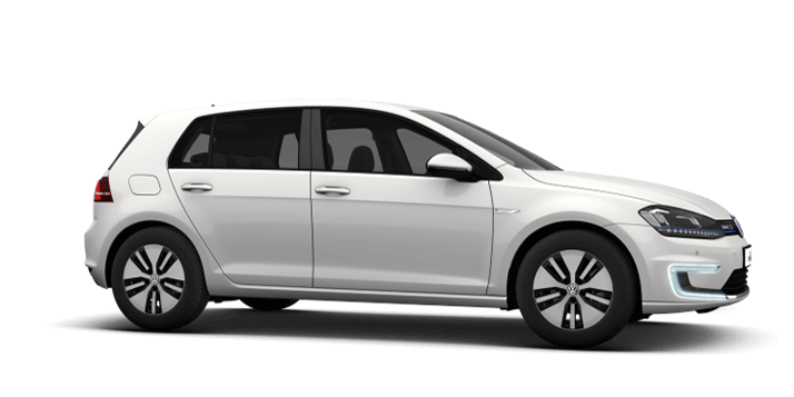 Volkswagen e-Golf — № 2 по продажам за август в Европе