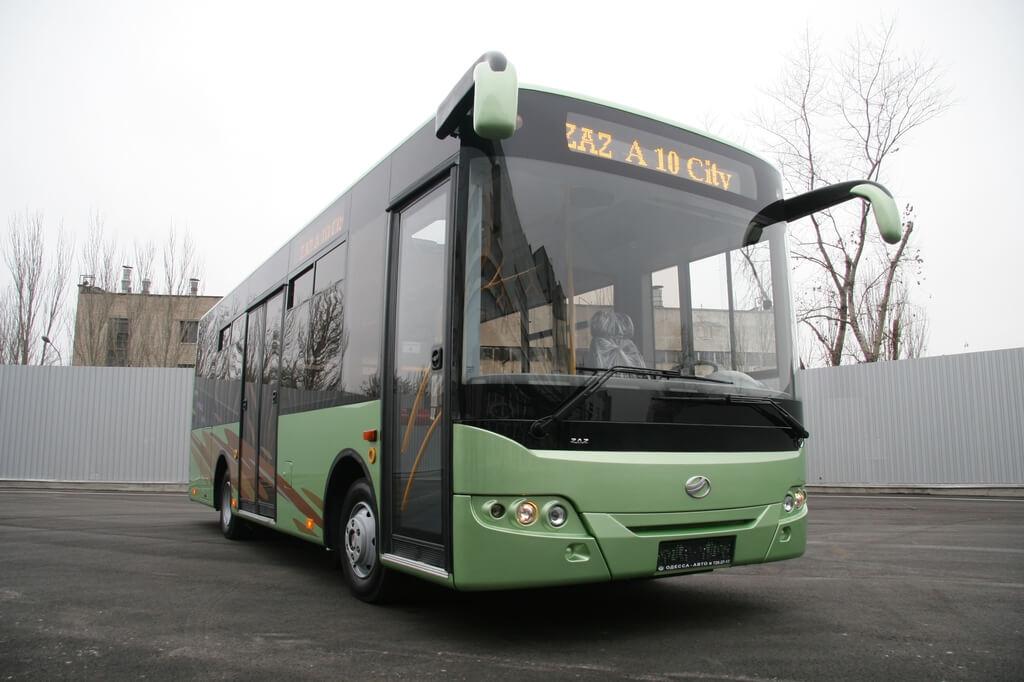 Городской автобус ЗАЗ A10