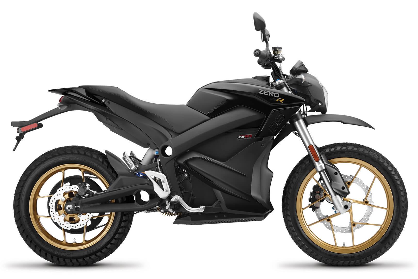 Электромотоцикл Zero DSR